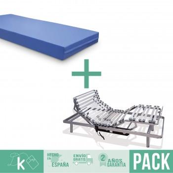 Pack Cama Articulada 5...